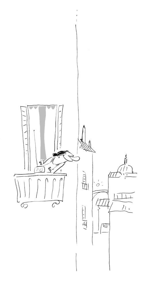 Illustration von Giorgio Chiappa